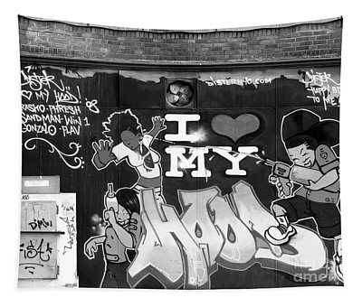Love My Hood 2009  Tapestry