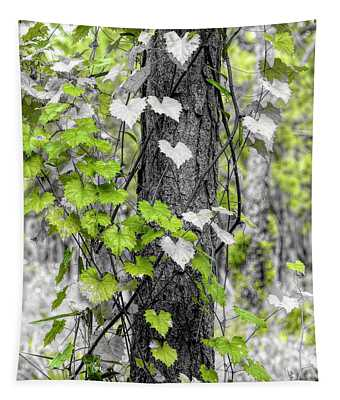 Love Of Nature Tapestry
