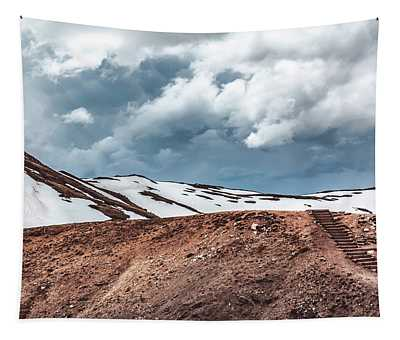 Loveland Pass Summit Tapestry