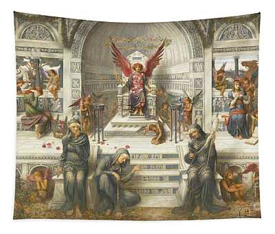 Loves Palace, 1893 Tapestry
