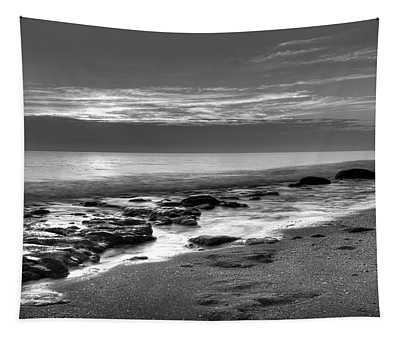 Low Tide 3 Tapestry