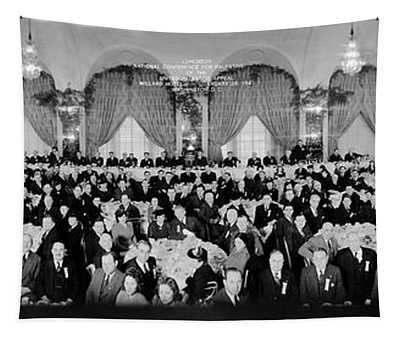 Luncheon, National Conference Tapestry