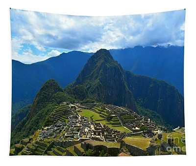 Macchu Picchu  Tapestry