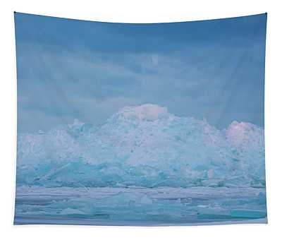 Mackinaw City Ice Formations 2161802 Tapestry