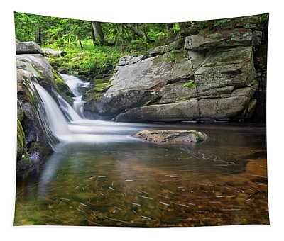 Mad River Falls Tapestry