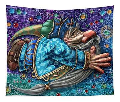 Magic Flight#2 Tapestry
