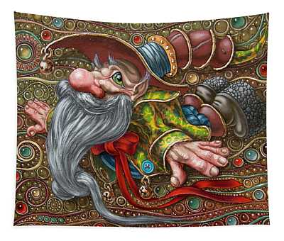 Magic Flight#3 Tapestry