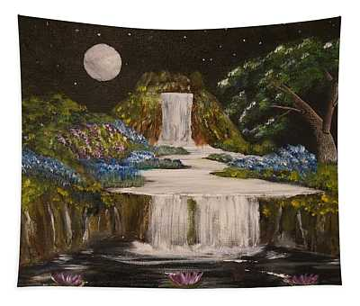 Magical Nights Tapestry