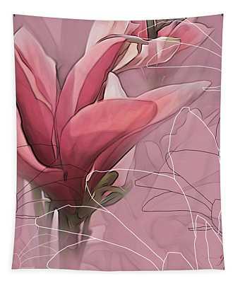 Magnolia Musings Tapestry