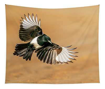 Magpie Beauty Tapestry