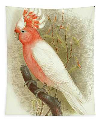 Major Mitchell's Cockatoo Tapestry