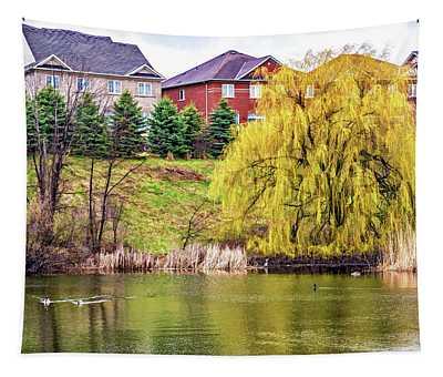 Major Oak Park - Paint Tapestry