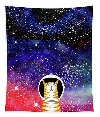 Major Tom  Tapestry