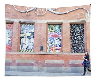 Manchester Photo 1 Tapestry