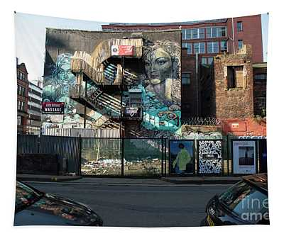 Manchester Photo 18 Tapestry