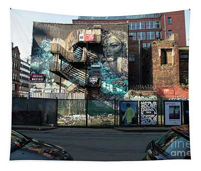 Manchester Photo 19 Tapestry