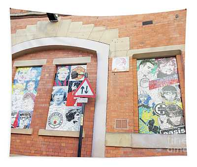 Manchester Photo 3 Tapestry