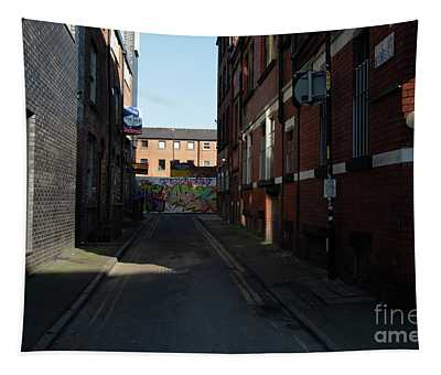Manchester Photo 33 Tapestry