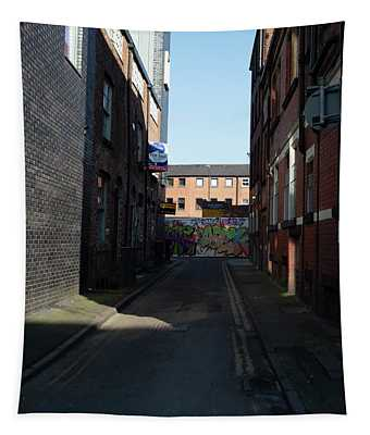 Manchester Photo 37 Tapestry
