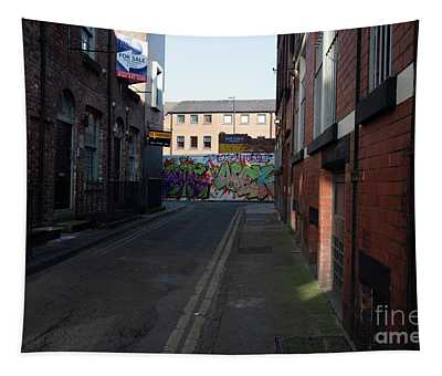 Manchester Photo 41 Tapestry