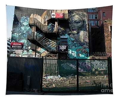 Manchester Photo 5 Tapestry