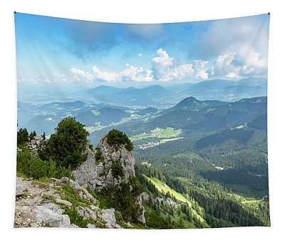 Mannlsteig, Berchtesgadener Land Tapestry