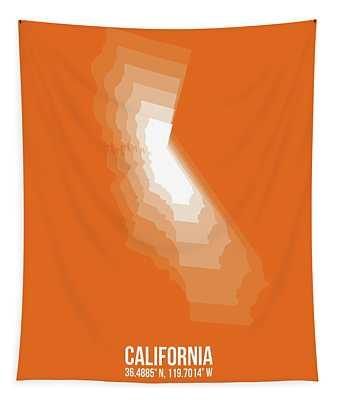 Designs Similar to Map Of California White