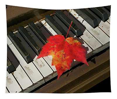 Maple Leaf Rag Tapestry