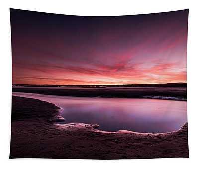 Marazion Sunset Tapestry