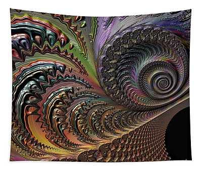 Mardi Gras Parade Tapestry