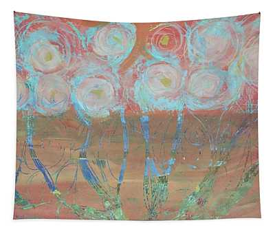 Marfa Lights Tapestry