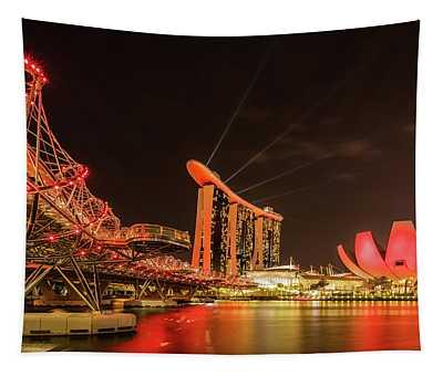 Marina Bay Sands Tapestry
