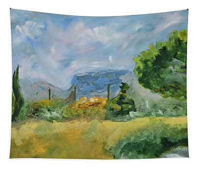 Marseille Countryside Tapestry