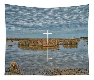 Marsh Cross Tapestry