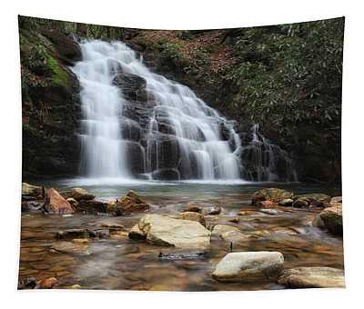 Martin Creek Falls Tapestry
