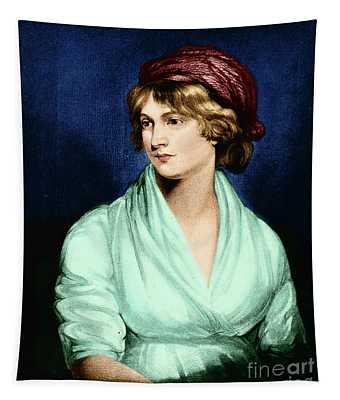 Mary Wollstonecraft Tapestry