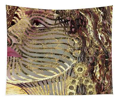Mask What Hides 2 Tapestry
