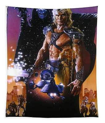 Masters Of The Universe Tapestry