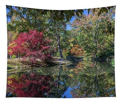 Maymont Japanese Garden Pond Tapestry