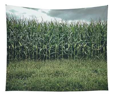 Maze Field Tapestry