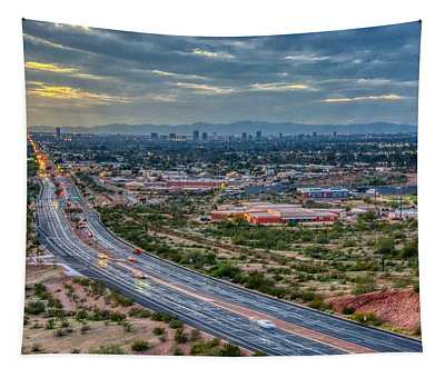 Mcdowell Road Tapestry