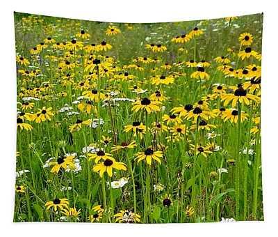 Meadow Flowers 1 Tapestry
