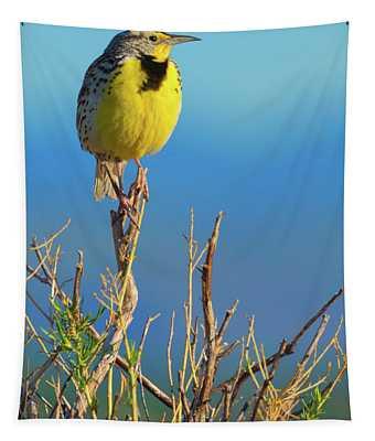 Meadowlark Tapestry