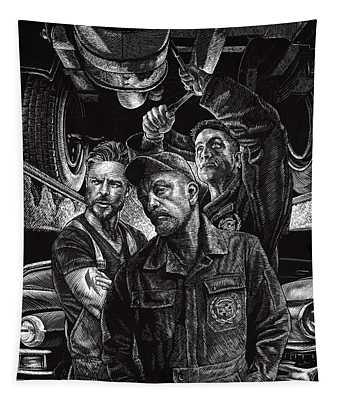 Mechanics Tapestry