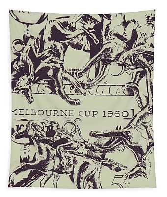 Melbourne Cup 1960 Tapestry