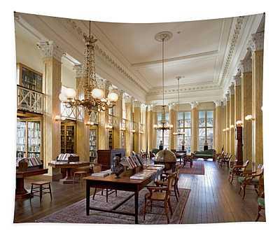 Members' Reading Room Tapestry