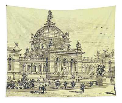 Memorial Hall, Centennial Tapestry