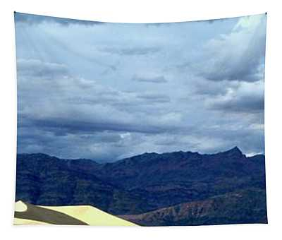 Mesquite Flats Stratus Clouds Weather Tapestry