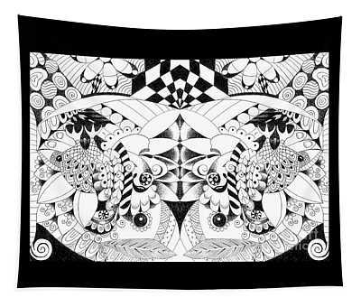 Metamorphosis Arrangement 3 Tapestry