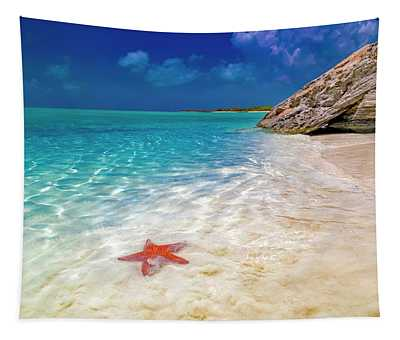 Middle Caicos Tranquility Awaits Tapestry